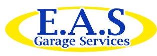 eas garage services logo