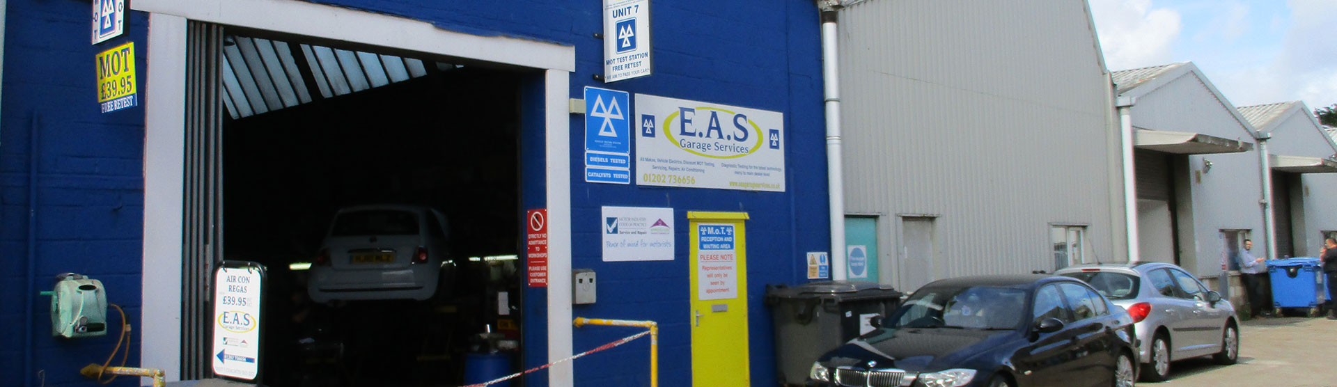 eas garage slider logo